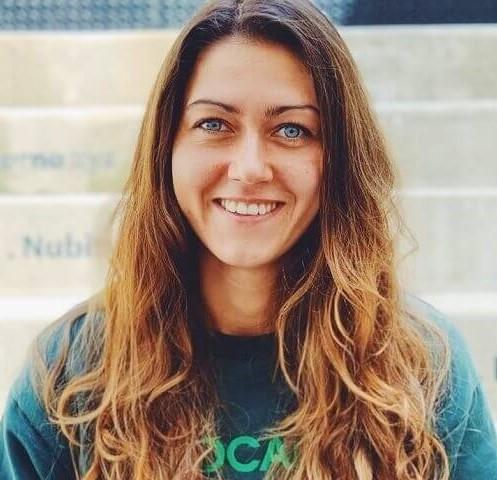 Katharina Schreiber, Technischer Support bei edusiia