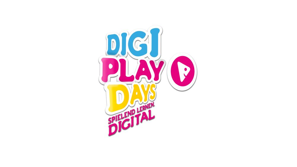 Logo der DIGITAL PLAY DAYS