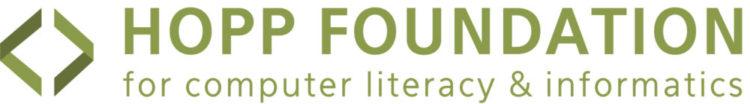 Logo der Hopp Foundation