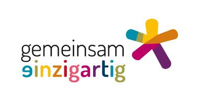 Logo von gemeinsam einzigartig