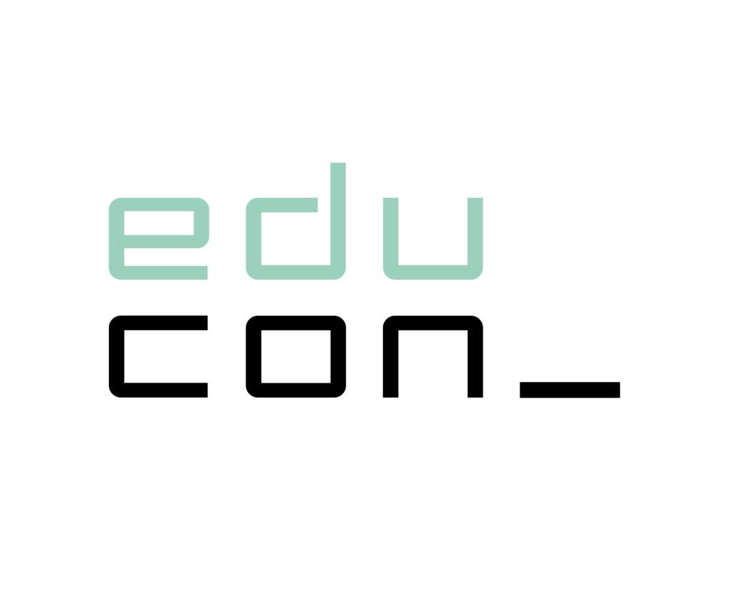Logo der educon
