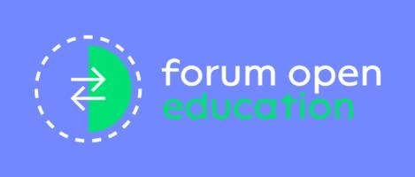 Logo des Forum Open Education